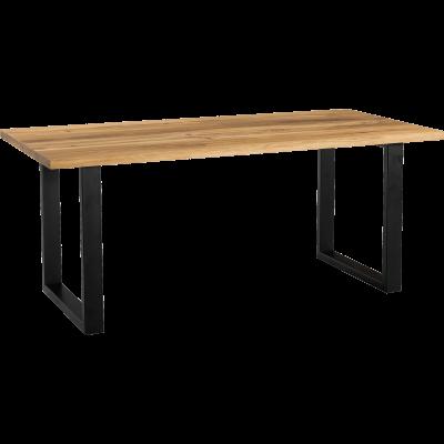 Matin Stół nogi prostokąt czarne