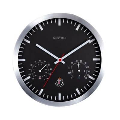 Zegar 90514 ZW 'Weather Station Clock'