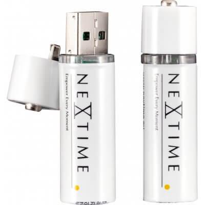 Akumulator AA USB