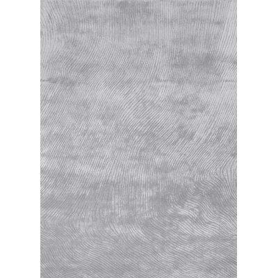 Dywan Canyon Silver by Maciej Zień 160x230 - Stone Collection