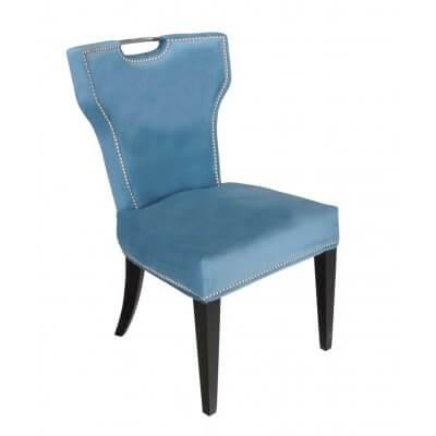 Krzesło Vittdria 58/65/95 niebieskie