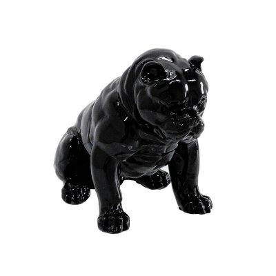 Figura pies czarna 51 x 42 x 30