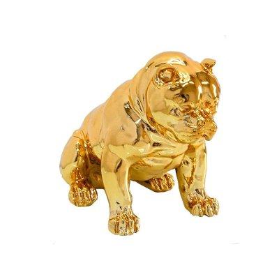 Figura pies złota 51 x 42 x 30