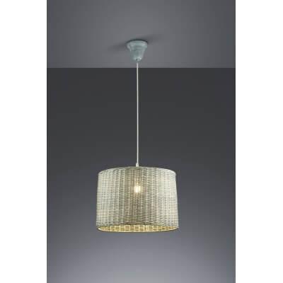 Lampa wisząca Rotin 1