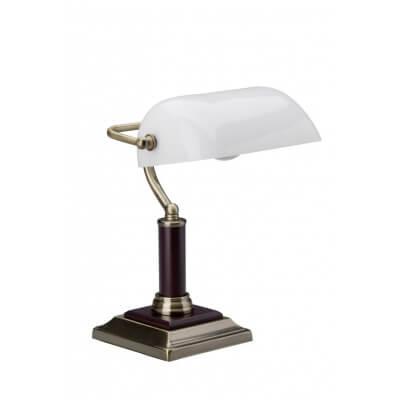 Lampa biurkowa Bankir