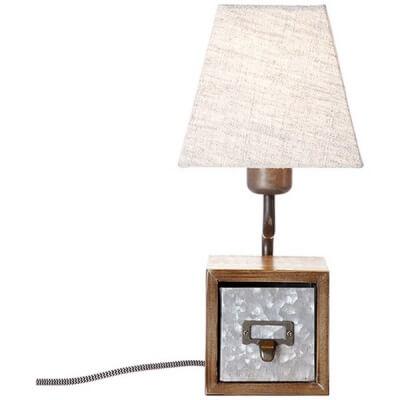 Lampa stołowa Casket