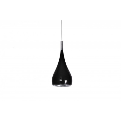 Lampa wisząca Spell black