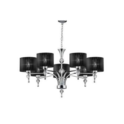 Lampa wisząca Impress 7 black