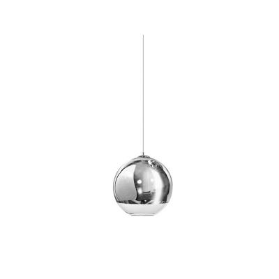 Lampa wisząca Silver ball 18