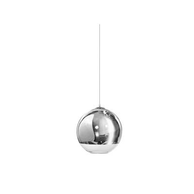 Lampa wisząca Silver ball 25