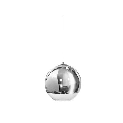 Lampa wisząca Silver ball 40