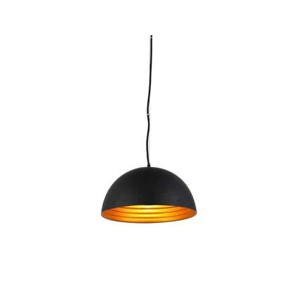 Lampa wisząca Modena 40 black/gold