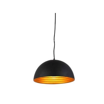 Lampa wisząca Modena 50 black/gold