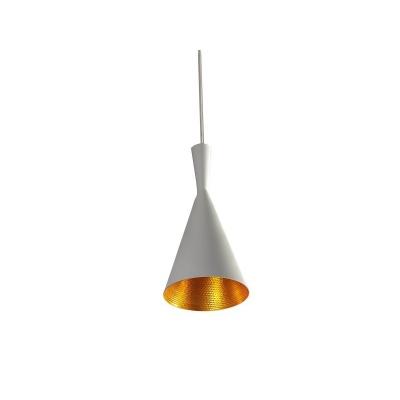 Lampa wisząca Vita white/gold