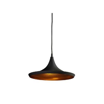 Lampa wisząca Chink black/gold