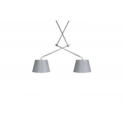 Lampa wisząca Adam 2 S gray