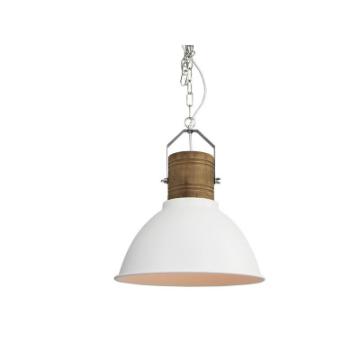 Lampa wisząca Duncan white