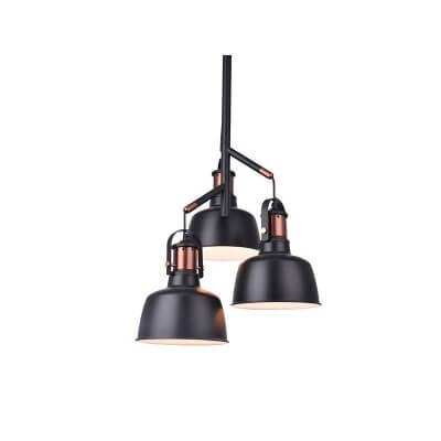 Lampa wisząca Darling 3 black