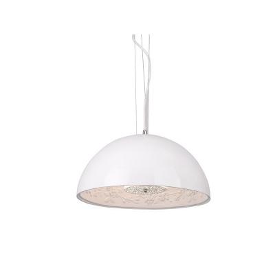 Lampa wisząca Decora M white