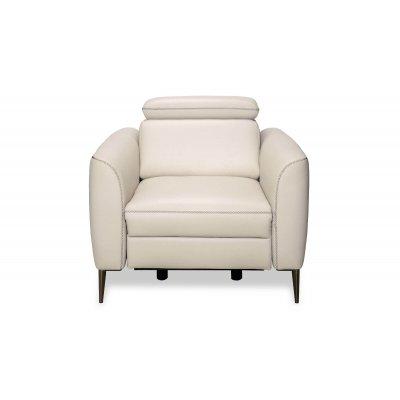 Fotel Dianthus z funkcją relaksu sterowaną elektrycznie