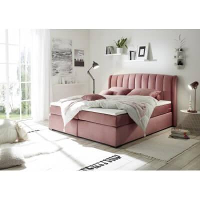 Łóżko kontynentalne Florence duże bez pojemnika